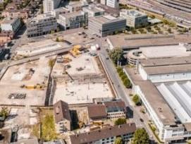 Les travaux de construction du futur campus biennois sont retardés au moins jusqu'en 2025.