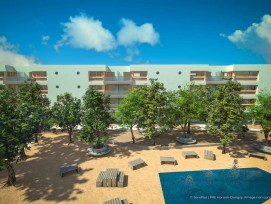 Horizon-Dorigny veut construire huit immeubles pour accueillir 2000 locataires et nouveaux propriétaires