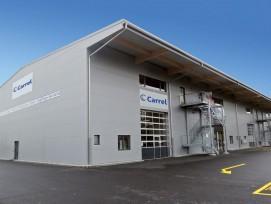 L'entreprise Carrel SA avait ouvert une succursale à Payerne en 2014.