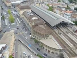 La gare CFF de Lausanne est sur le chemin d'un profonde modernisation.