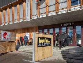 L'édition 2019 de Salon Bois avait fait le plein à Bulle (FR).