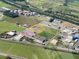 Après une recherche intensive, c'est finalement la zone industrielle d'Aigle qui accueillera la nouveau entreprise, partenaire du groupe Scania