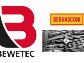 Bewetec, un partenaire fiable dans le domaine de l'acier d'armature