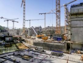 Quatrième semestre 2019 (1), baromètre du bâtiment