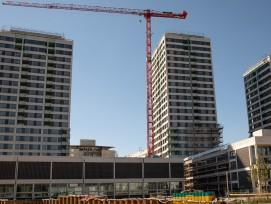 Deuxième trimestre 2019 (1), baromètre du bâtiment