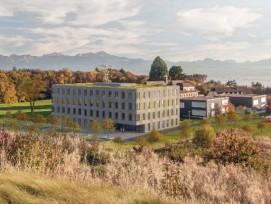 Maison de l'environnement Lausanne-Vennes 1