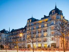 Hôtel Woodward Genève 1