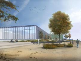Ecoquartier et piscine Marly 3