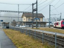 Gare du Day modernisation 1