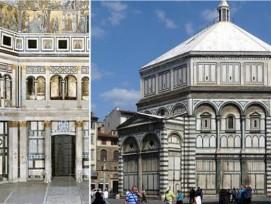 Baptistère Florence 1