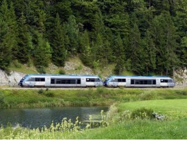 Train Besançon Chx Fds 1
