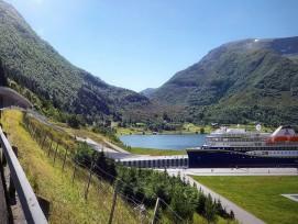 Tunnel bateaux Norvège 2