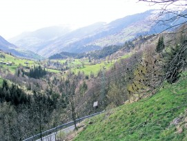 Ligne THT Binntal