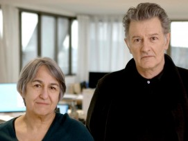Anne Lacaton et Jean-Philippe Vassal