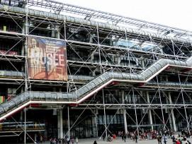 Centre Pompidou_Beaubourg_Paris