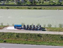 Rhône et filtres pompage 1