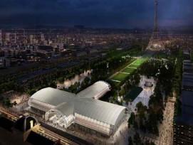 Grand Palais éphémère Paris 2