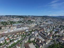 Gare de Lausanne et abords 1