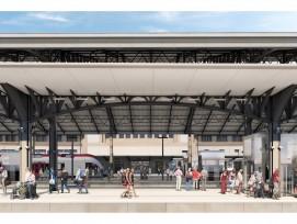Gare Lausanne 8