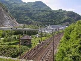 Tunnel de base Mont-Cenis