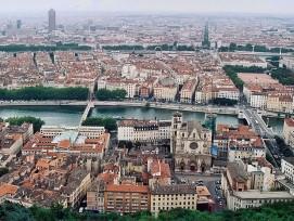 Lyon teste la peinture anti-chaleur sur ses trottoirs