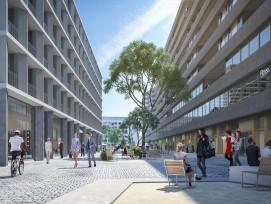 Le quartier des Halles à Morges distingé par le prix Best architects 22