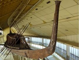 barque Khéops