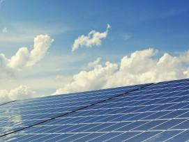 Photovoltaïque bat comme indus