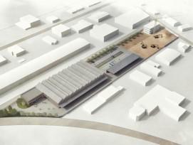Centre de formation de la Fédération vaudoise Echallens, Ecole de construction pour conducteurs d'engin de gros oeuvre.