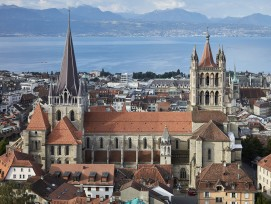 Cathédrale Lausanne 1