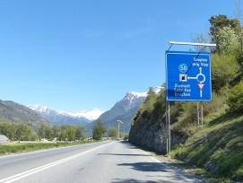 Accès Zermatt 2