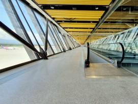 Nouveau terminal gros porteurs, Aile Est de l'aéroport de Genève (GVA)