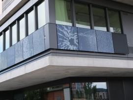 Le projet « Glasklar» innove les façades photovoltaïques au NEST