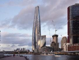 One Bangaroo Tower Sydney