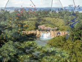Un  projet de développement au zoo de Zürich d'ici 2050 permettra la création de grands espaces pour les animaux
