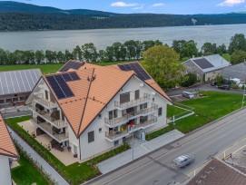 Le premier bâtiment dans le Jura vaudois participant au programme de crowfunding de Foxstone.
