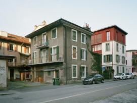 Création d'un étage supplémentaire, immeuble à Vevey par le bureau d'architecture Rapin Saiz Architectes