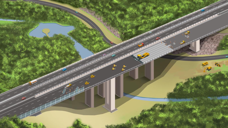 Viaduc A10 France 2